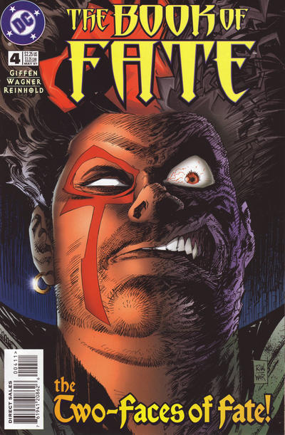 Cover for The Book of Fate (DC, 1997 series) #4