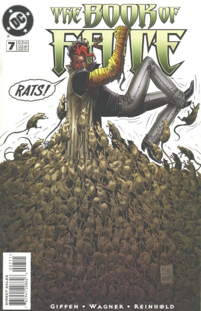 Cover for The Book of Fate (DC, 1997 series) #7