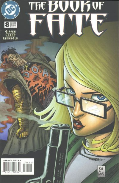 Cover for The Book of Fate (DC, 1997 series) #8