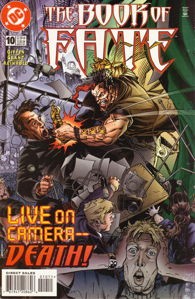 Cover for The Book of Fate (DC, 1997 series) #10