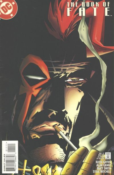Cover for The Book of Fate (DC, 1997 series) #11