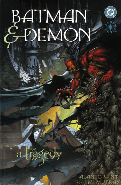 Cover for Batman / Demon: A Tragedy (DC, 2000 series)
