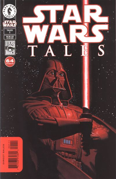 Cover for Star Wars Tales (Dark Horse, 1999 series) #1