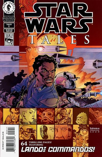 Cover for Star Wars Tales (Dark Horse, 1999 series) #5 [Cover B - Photo Cover]