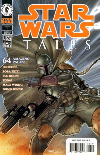 Cover for Star Wars Tales (Dark Horse, 1999 series) #7 [Cover B - Photo Cover]