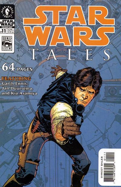 Cover for Star Wars Tales (Dark Horse, 1999 series) #11 [Cover B - Photo Cover]