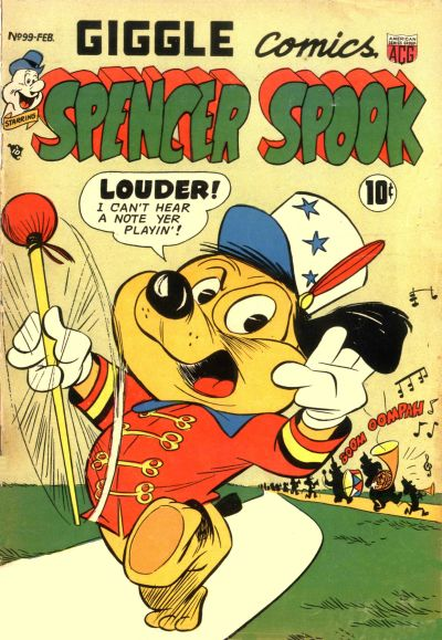 Cover for Giggle Comics (American Comics Group, 1943 series) #99