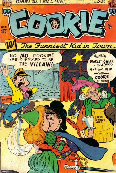 Cover for Cookie (American Comics Group, 1946 series) #31