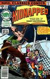 Cover for Marvel Classics Comics (Marvel, 1976 series) #27 - Kidnapped