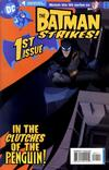 Cover for The Batman Strikes (DC, 2004 series) #1
