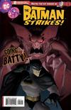 Cover for The Batman Strikes (DC, 2004 series) #2