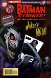 Cover for The Batman Strikes (DC, 2004 series) #3