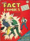Cover for Real Fact Comics (DC, 1946 series) #12