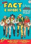Cover for Real Fact Comics (DC, 1946 series) #16