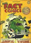 Cover for Real Fact Comics (DC, 1946 series) #17