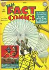 Cover for Real Fact Comics (DC, 1946 series) #21