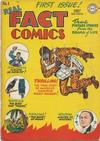 Cover for Real Fact Comics (DC, 1946 series) #1