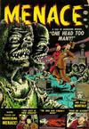 Cover for Menace (Marvel, 1953 series) #1