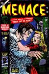 Cover for Menace (Marvel, 1953 series) #7