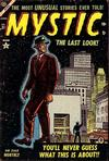 Cover for Mystic (Marvel, 1951 series) #31
