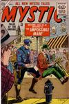 Cover for Mystic (Marvel, 1951 series) #40