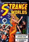Cover for Strange Worlds (Avon, 1950 series) #4