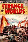Cover for Strange Worlds (Avon, 1950 series) #21