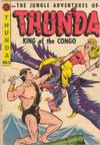 Cover for Thun'da, King of the Congo (Magazine Enterprises, 1952 series) #5