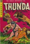 Cover for Thun'da, King of the Congo (Magazine Enterprises, 1952 series) #6