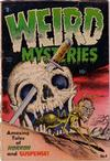 Cover for Weird Mysteries (Stanley Morse, 1952 series) #4