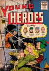 Cover for Young Heroes (American Comics Group, 1955 series) #36
