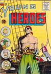 Cover for Young Heroes (American Comics Group, 1955 series) #37
