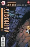 Cover for The Authority (DC, 2003 series) #5