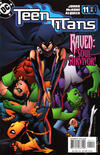 Cover for Teen Titans (DC, 2003 series) #11 [Direct Sales]