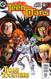 Cover for Teen Titans (DC, 2003 series) #12 [Direct Sales]