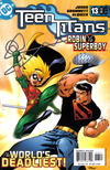 Cover for Teen Titans (DC, 2003 series) #13 [Direct Sales]