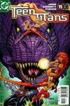 Cover for Teen Titans (DC, 2003 series) #15 [Direct Sales]