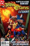 Cover for Teen Titans (DC, 2003 series) #16 [Direct Sales]