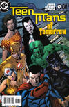 Cover for Teen Titans (DC, 2003 series) #17 [Direct Sales]