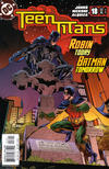 Cover for Teen Titans (DC, 2003 series) #18 [Direct Sales]