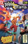 Cover for Teen Titans (DC, 2003 series) #19 [Direct Sales]