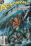 Cover for Aquaman (DC, 2003 series) #17