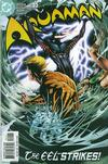 Cover for Aquaman (DC, 2003 series) #22