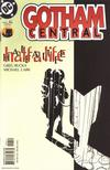 Cover for Gotham Central (DC, 2003 series) #6