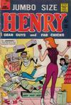 Cover for Henry Brewster (M.F. Enterprises, 1966 series) #2