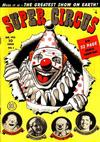 Cover for Super Circus (Cross Publications, 1951 series) #1