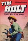 Cover for Tim Holt (Magazine Enterprises, 1948 series) #5