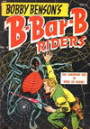 Cover for Bobby Benson's B-Bar-B Riders (Magazine Enterprises, 1950 series) #4