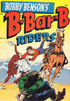 Cover for Bobby Benson's B-Bar-B Riders (Magazine Enterprises, 1950 series) #6