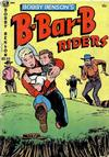 Cover for Bobby Benson's B-Bar-B Riders (Magazine Enterprises, 1950 series) #20